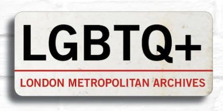 LGBTQ+ History Club tickets