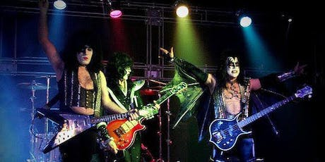 COLD GIN - KISS TRIBUTE tickets