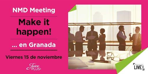 NMD Meeting Granada