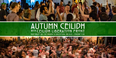 Autumn Ceilidh tickets