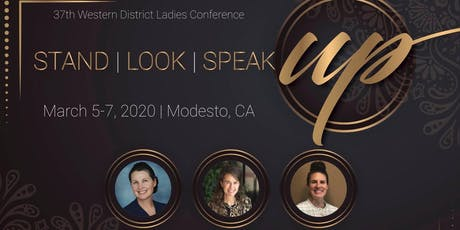 Western District Ladies Conference tickets