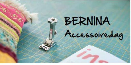 Bernina Accessoiredag tickets