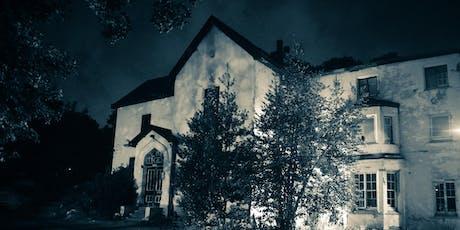 Halloween Ghost Hunt at Antwerp Mansion tickets