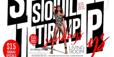 LIVING ROOM ATL SUNDAY DAY PARTY| $20 PREMIUM OPEN BAR | FREE ENTRY tickets