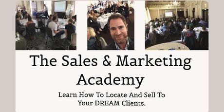 The Sales & Marketing Academy  tickets