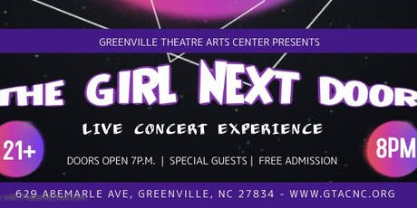 TRIUMPH: THE GIRL NEXT DOOR LIVE CONCERT EXPERIENCE tickets