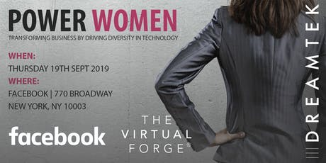 Power Women at Facebook, NYC tickets