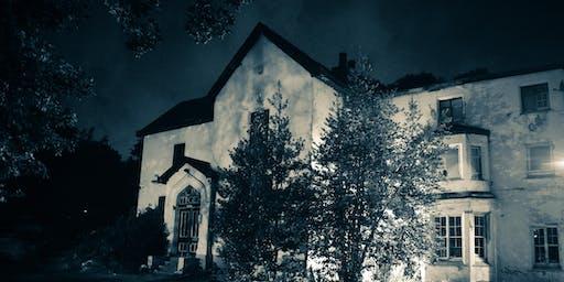 Halloween Ghost Hunt at Antwerp Mansion