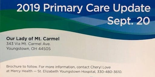 2019 Primary Care Symposium