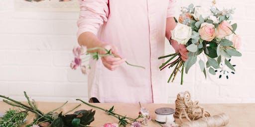 Summer Bouquet Making Workshop
