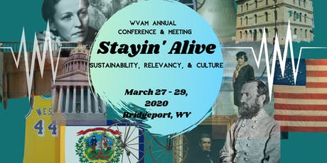 2020 WVAM Conference tickets
