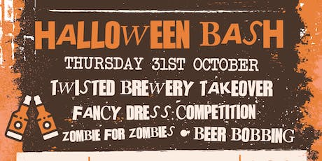 TWISTED BARREL TAKEOVER - HALLOWEEN BASH tickets
