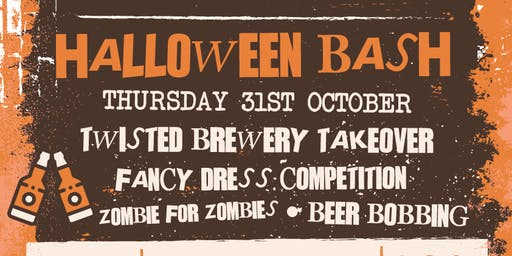 TWISTED BARREL TAKEOVER - HALLOWEEN BASH