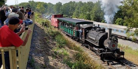 Real Steam Train Rides tickets