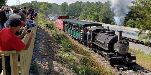 Real Steam Train Rides