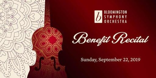 Bloomington Symphony Benefit Recital feat. Michael Sutton & Solerna Winds