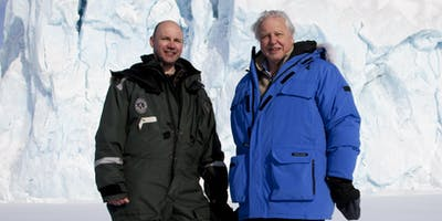 Mark Brandon: Lessons from Frozen Planet and Blue Planet II (PERTH)