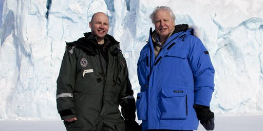 Mark Brandon: Lessons from Frozen Planet and Blue Planet II (INVERNESS)