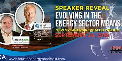 HOUSTON ENERGY BREAKFAST - The New Energy Reality