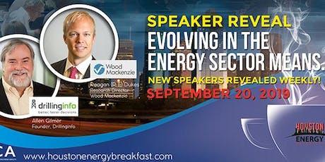 HOUSTON ENERGY BREAKFAST - The New Energy Reality tickets