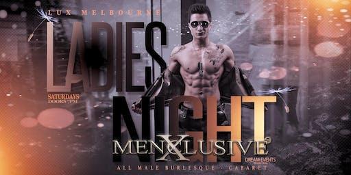 Ladies Night Melbourne - Menxclusive 21 SEPT
