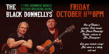 The Black Donnellys Dublin tickets