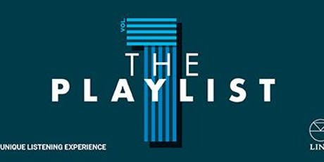 Linn Products, Music Event: The Playlist tickets