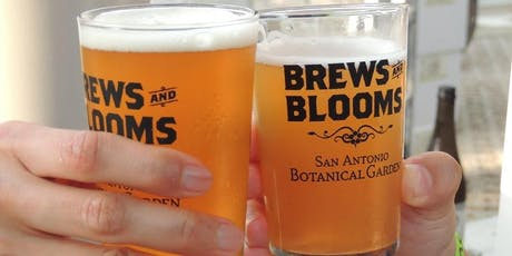 Volunteers for Summer 2019 Brews and Blooms tickets