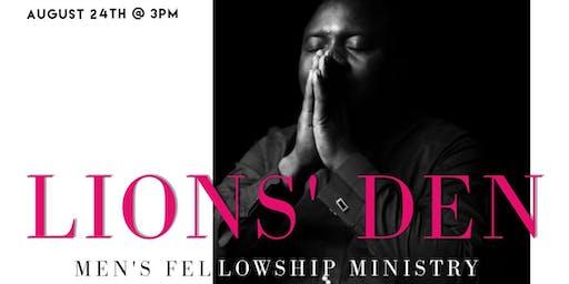 Lions' Den - Men's Fellowship Ministry