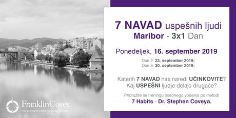 7 Navad - Maribor - September tickets