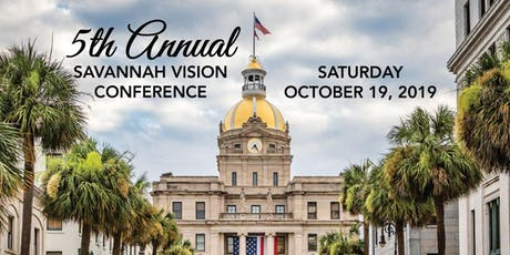 5th Annual Savannah Vision Conference tickets