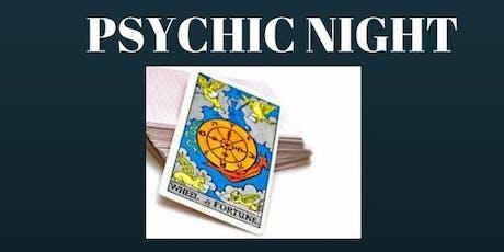 10-10-19 Psychic Night - The Greyhound, Wadhurst tickets