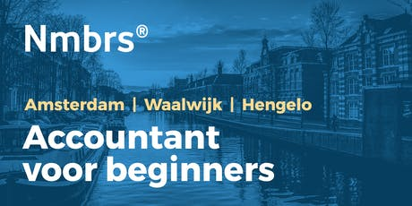 Amsterdam | Nmbrs® Accountant voor beginners tickets