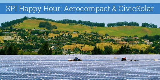 2019 SPI Happy Hour: Aerocompact & CivicSolar