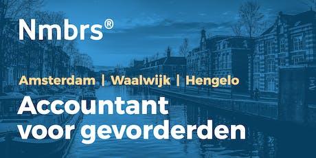 Amsterdam | Nmbrs®Accountant voor gevorderden tickets