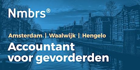 Amsterdam | Nmbrs®Accountant voor gevorderden ingressos