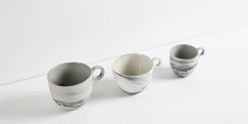 2 Day Course: Ceramics – Slip Casting