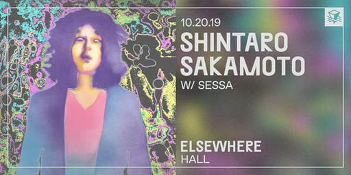 Shintaro Sakamoto @ Elsewhere (Hall)