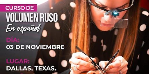 Curso de Volumen Ruso - Dallas, Texas