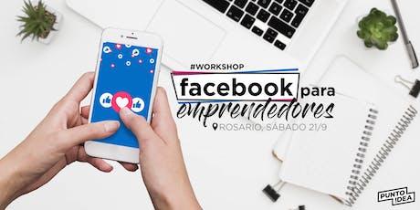 Facebook para Emprendedores entradas