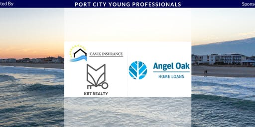 PCYP Networking Social Co-Hosted by Cavik Insurance/KBT Realty Group & Sponsored by Angel Oak Home Loans