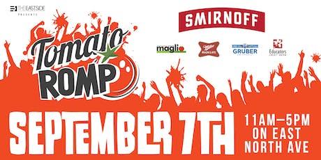 Tomato Romp! tickets