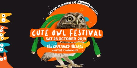 Cute Owl Festival tickets