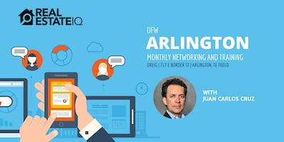 DFW - Arlington Monthly Real Estate Networking and Deal Finding Training