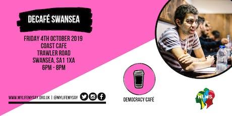 Democracy Cafe: Swansea tickets