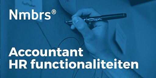 Amsterdam | Nmbrs® Accountant HR functionaliteiten