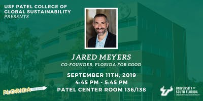 PCGS Speaker Series with Jared Meyers