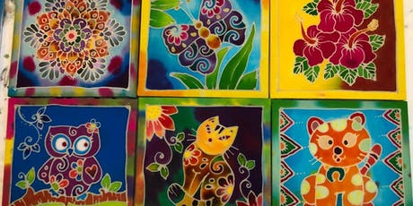 CRAFTS GALORE: Batik Painting tickets