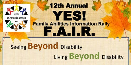 12th Annual YES! F.A.I.R.  tickets