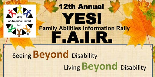 12th Annual YES! F.A.I.R.